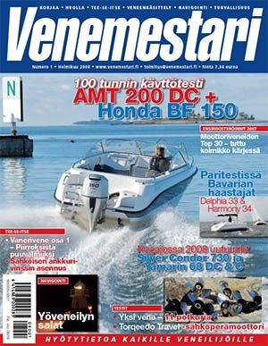 Lehdet 2008